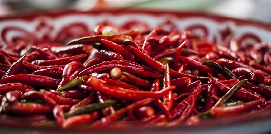 Dry Red Chili